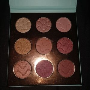 Ulta Beauty Makeup - New b.c Cosmetics Good Vibes Only Palette